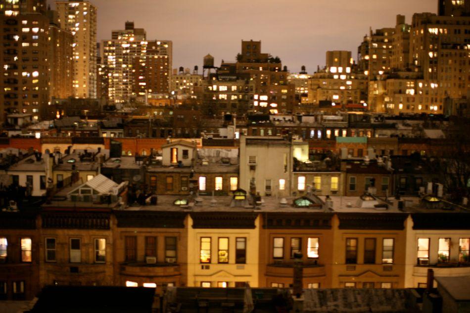 New York City Rooftops 4-4-09