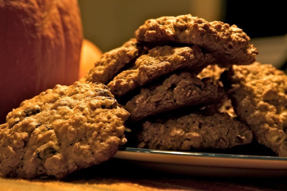 Cape Cod Oatmeal Cookies