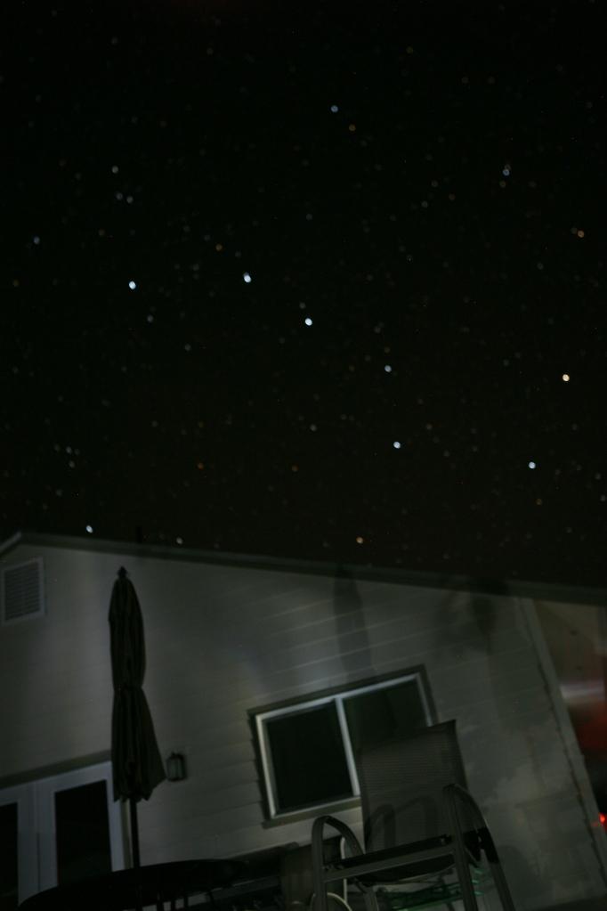 constellation captured