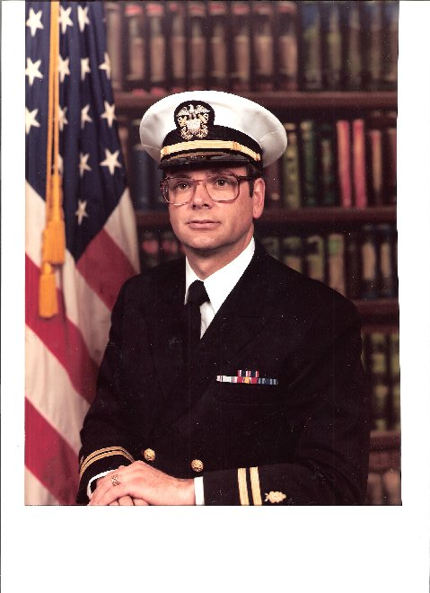 Lt. Robert A. Bard, US Navy  (22 yrs, 7 mos total service)