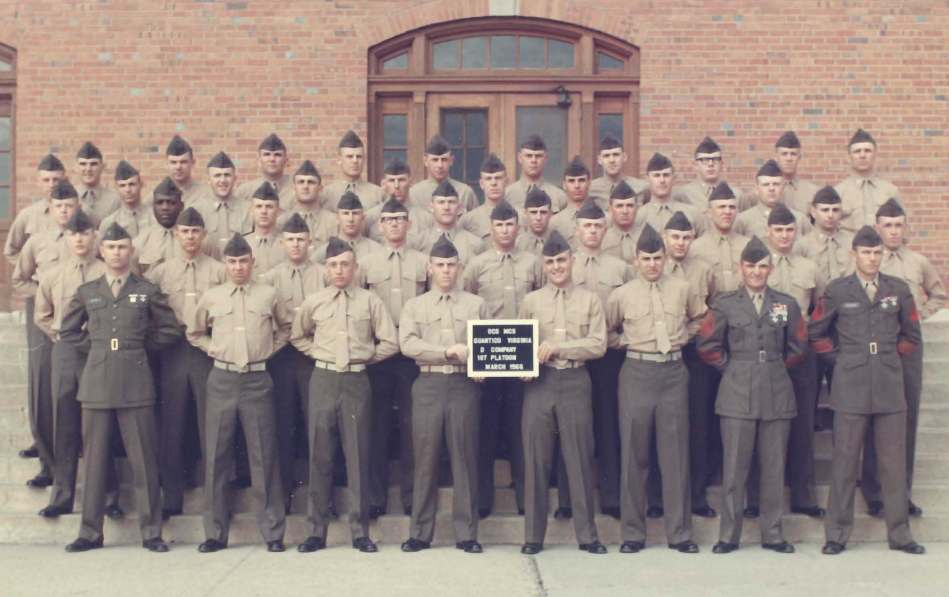 1st Plt, D Co. 39th OCC