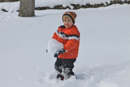 jack and his Snowball