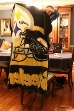 Steelers Blanket