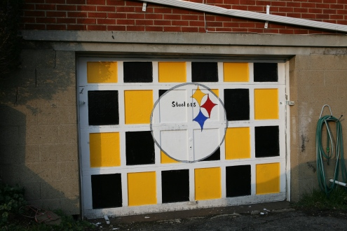 Steelers Garage