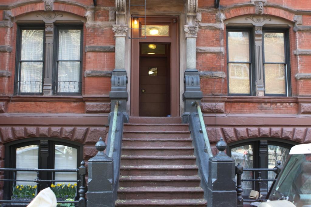 Greenwich Village Building