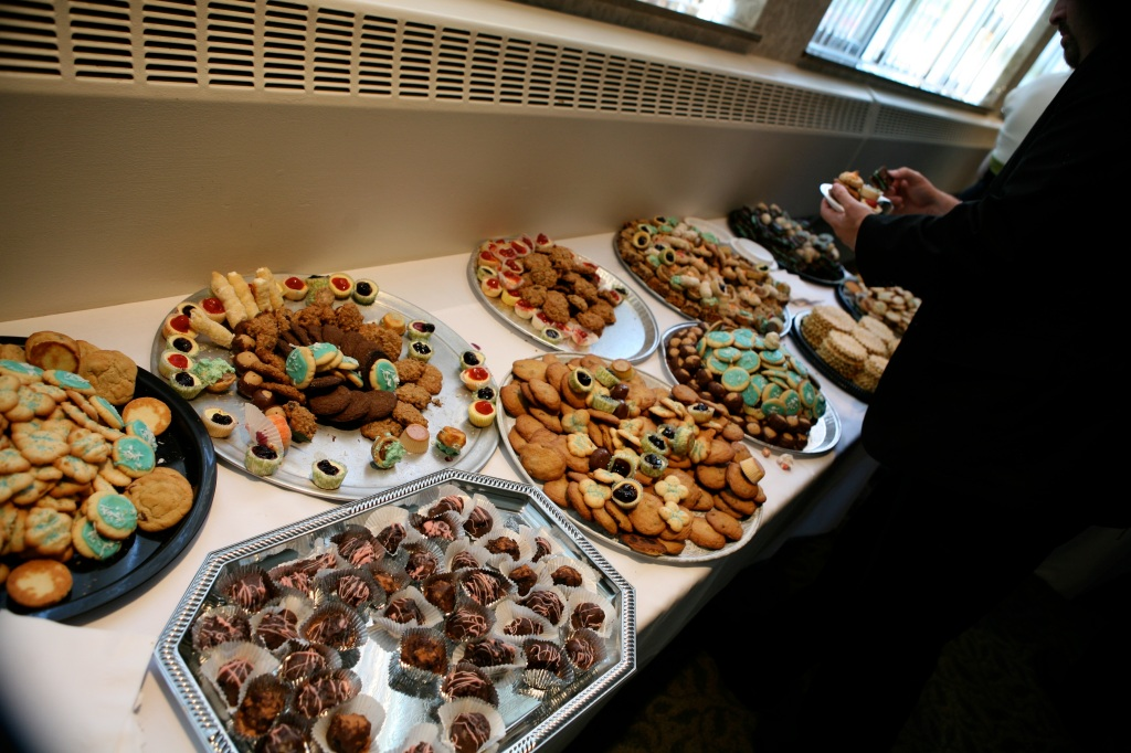 Cookie-Table-Wedding