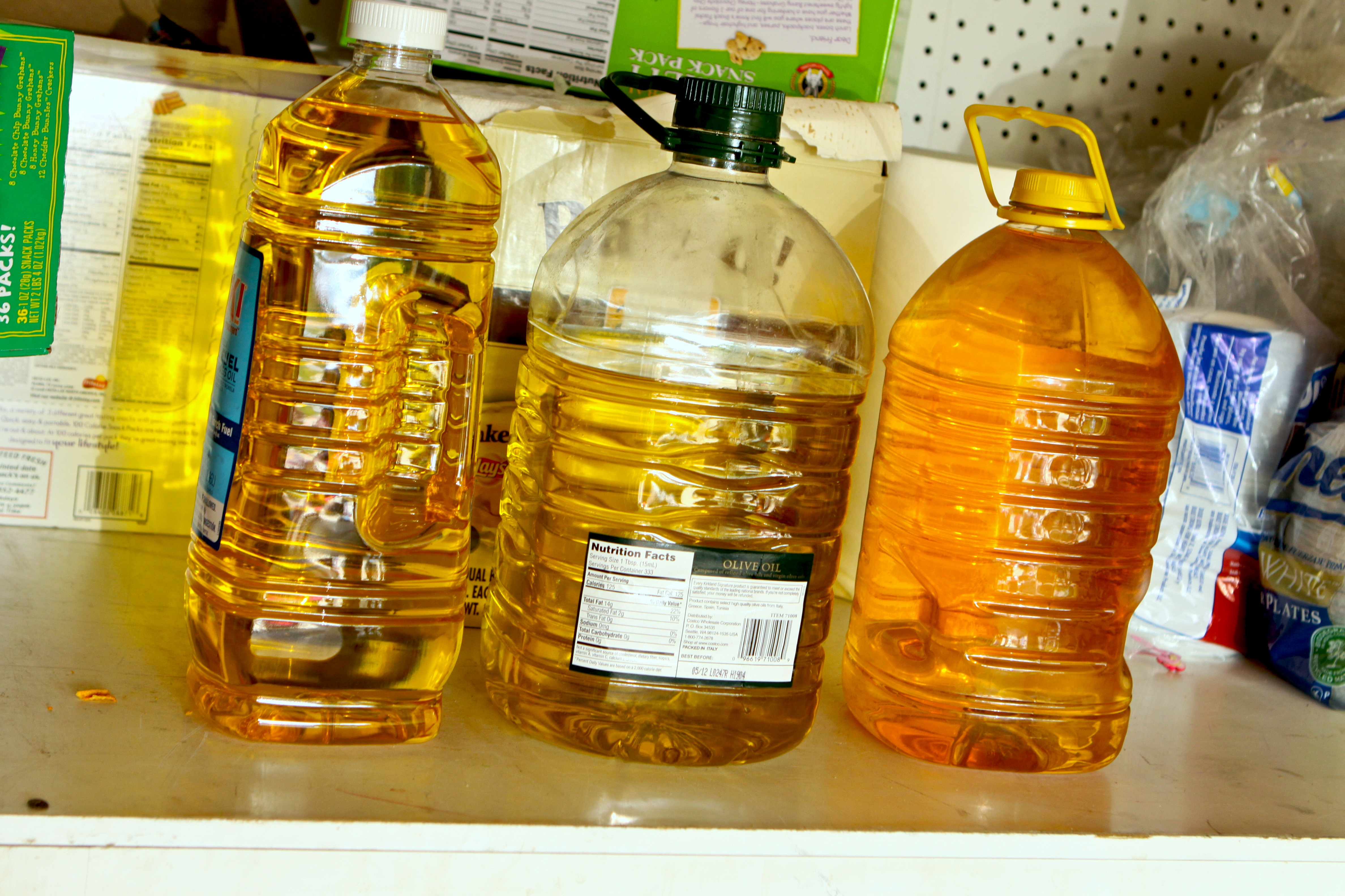 Olive Oil, Apple Juice and Tiki Torch Fuel Still Life – Ruth E ...