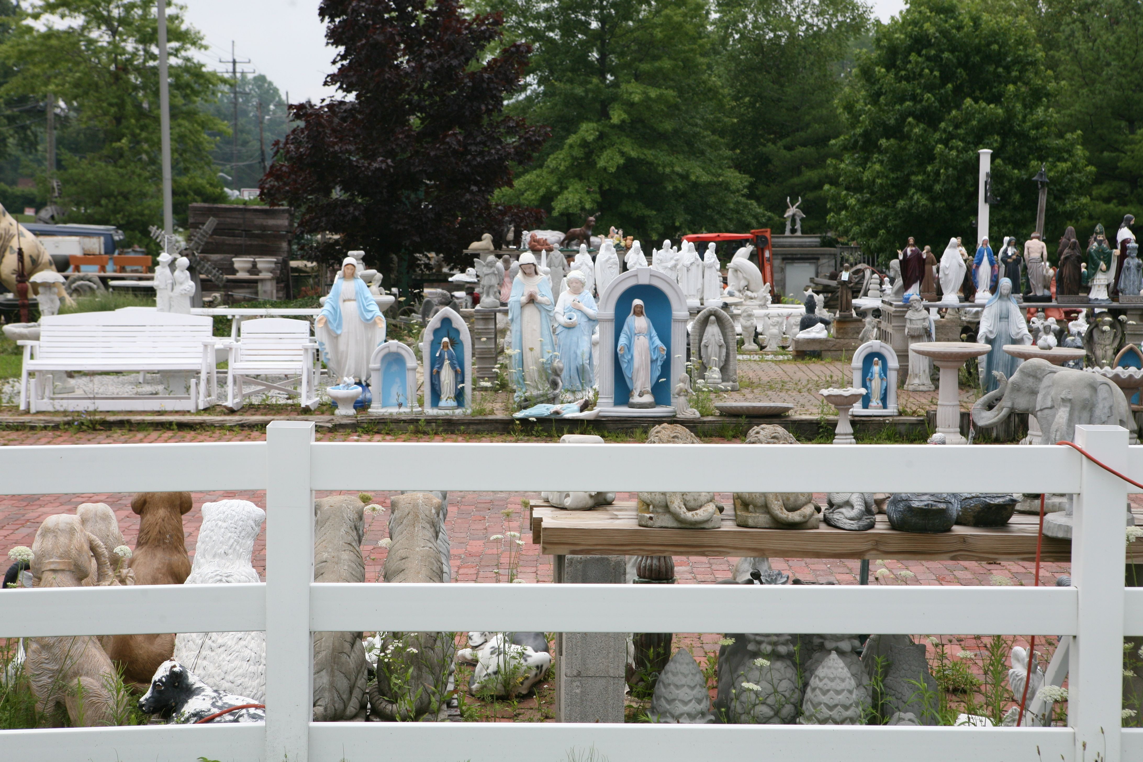 Garden Of Marys
