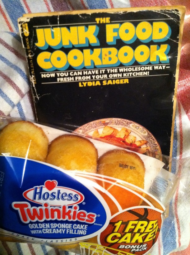 The junk food cookbook and a bonus pack of twinkies ruth e the junk food cookbook and a bonus pack of twinkies t have forumfinder Gallery