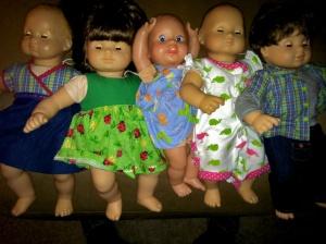 Mauras Babydolls