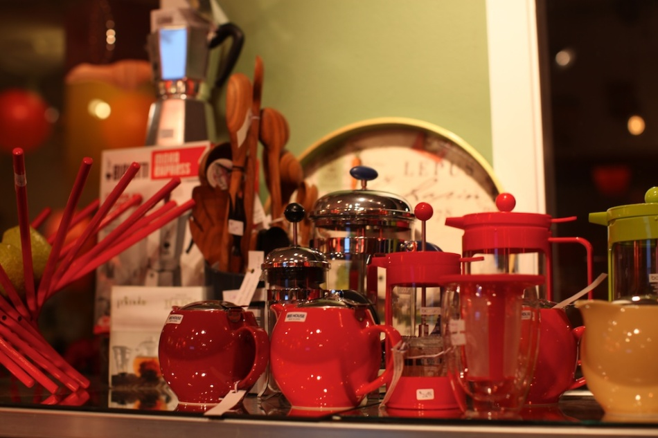 Bodum teapots