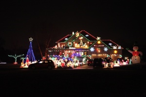 December's Electric Bill