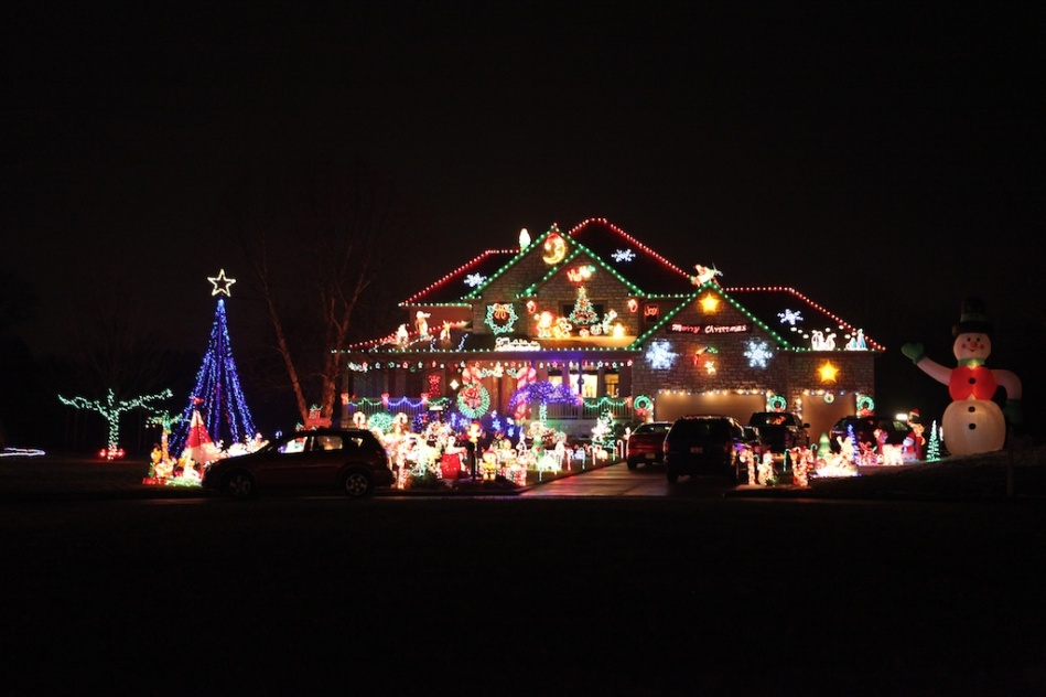 December's Electric Bill