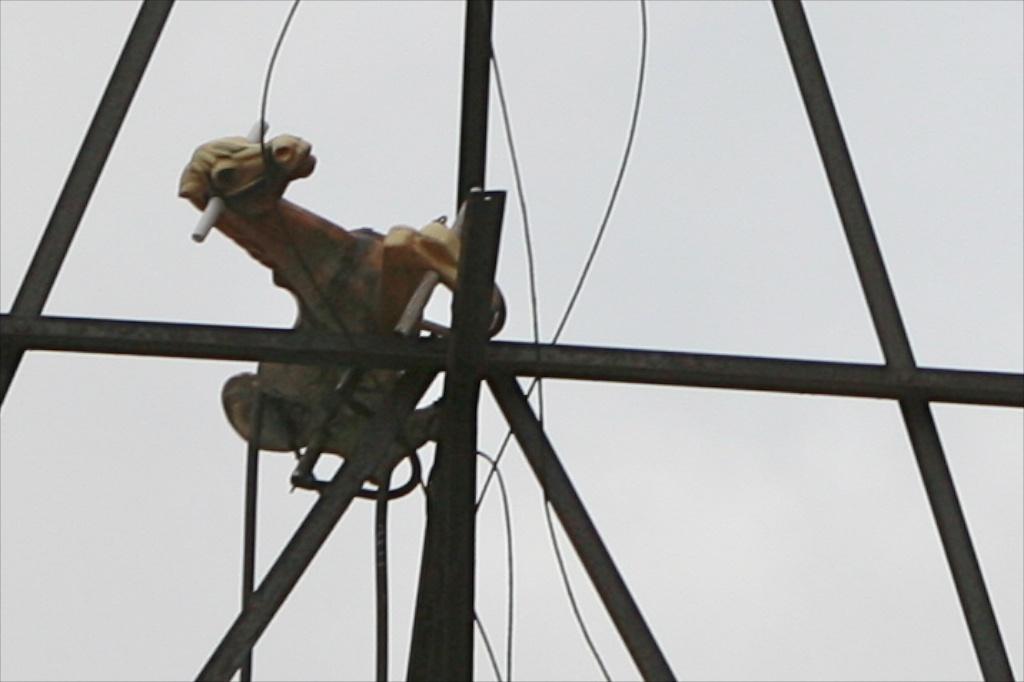 horsey rooftop