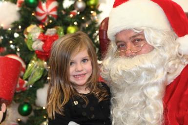 Maura and Santa