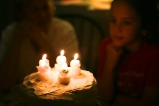 Anna turned nine