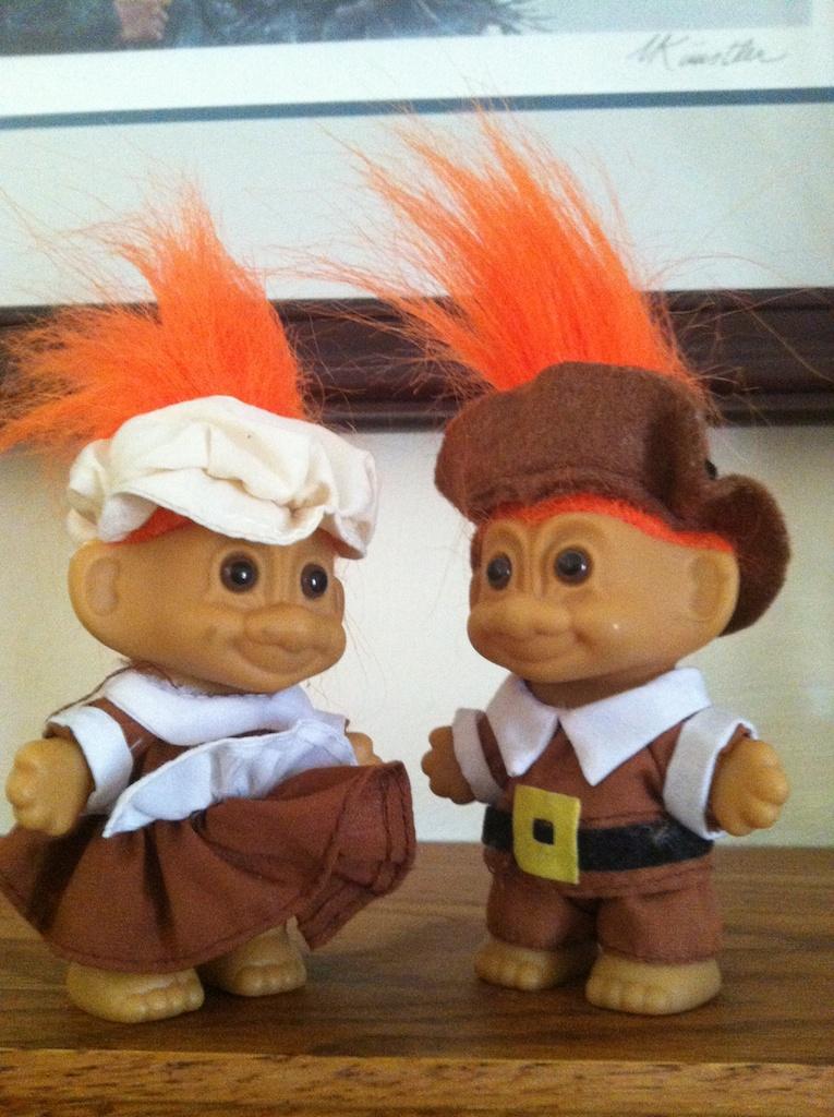 Pilgrim Trolls (1)