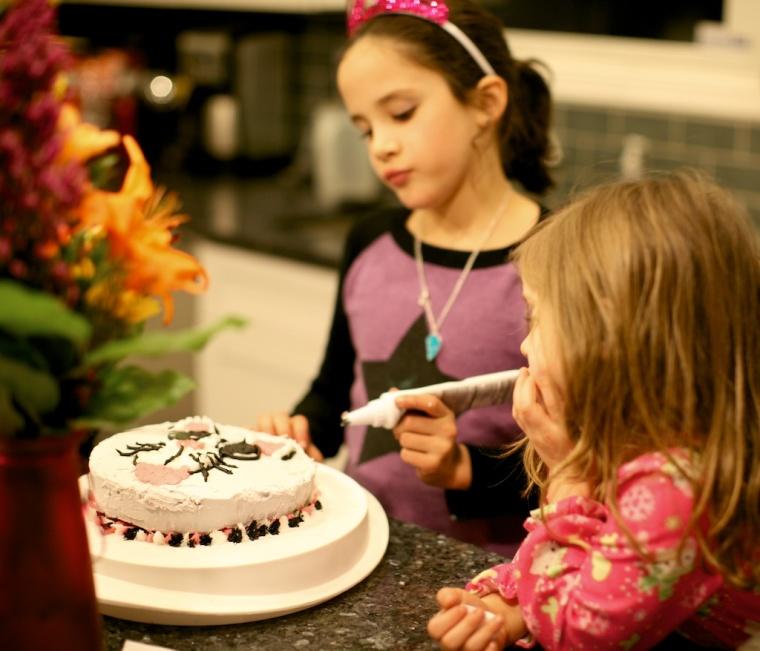Tumblr Cake Decorating Gif