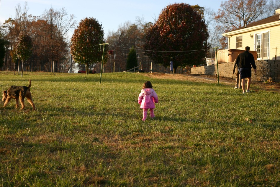 Running to Home