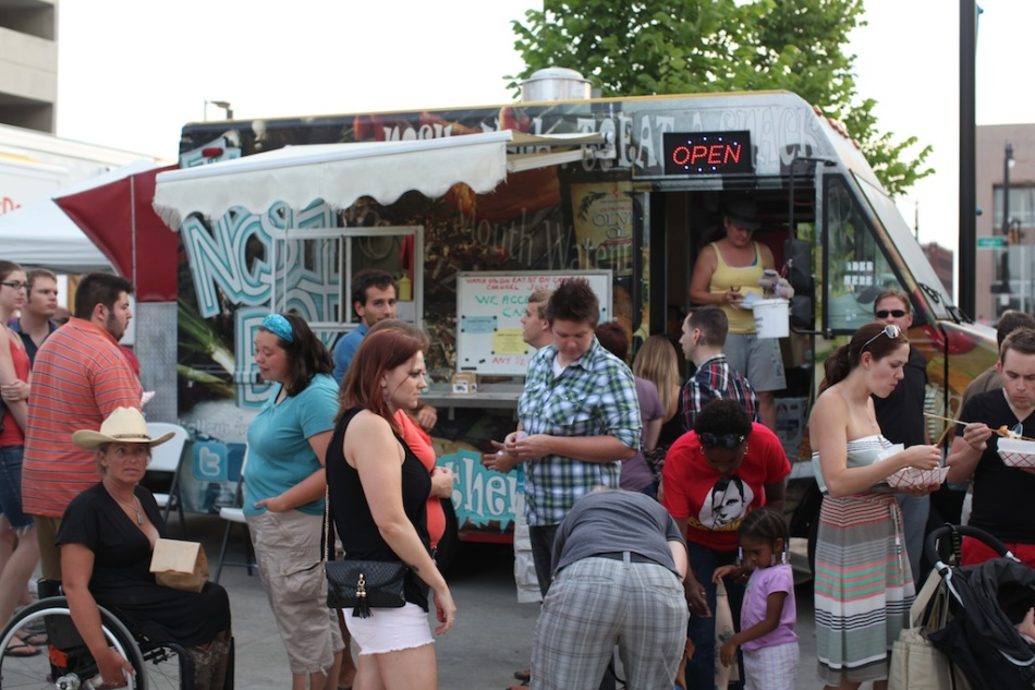 York Pa Food Truck Festival