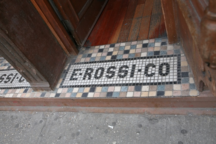 E Rossi Co Mosaic