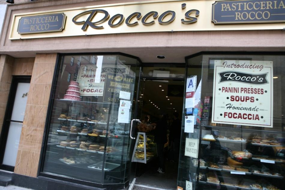 Rocco S Cafe Chicken Piccata Recipe