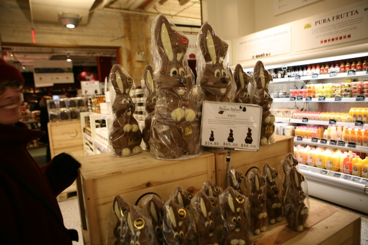 Eataly Chocolate