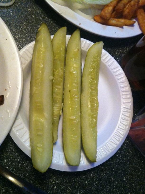 Kosher Dill Pickle