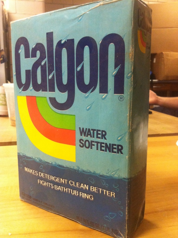 Calgon Water Softener