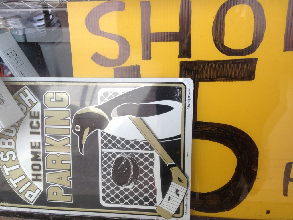 Penguins Home ICe