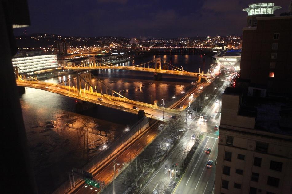 Roberto Clemente Bridge Ruth E Hendricks Photography