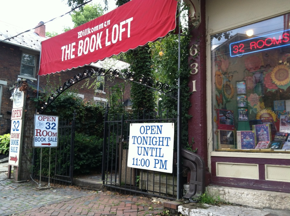 The Book Loft in Columbus