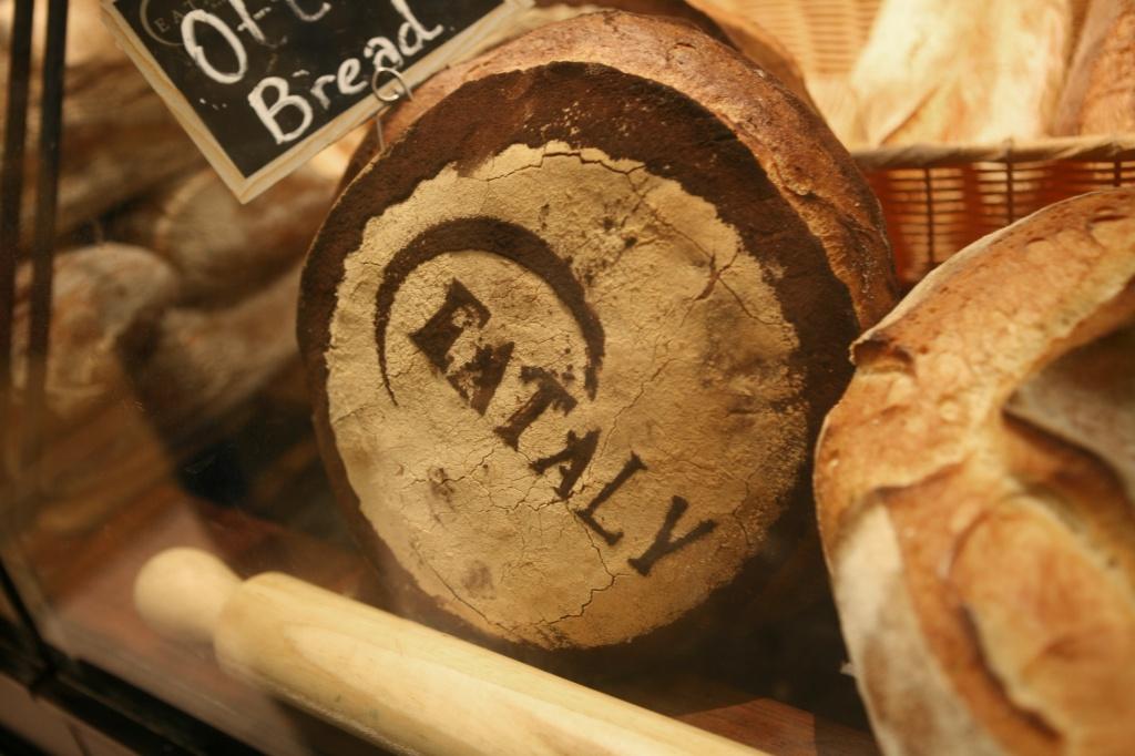 Eataly Bread