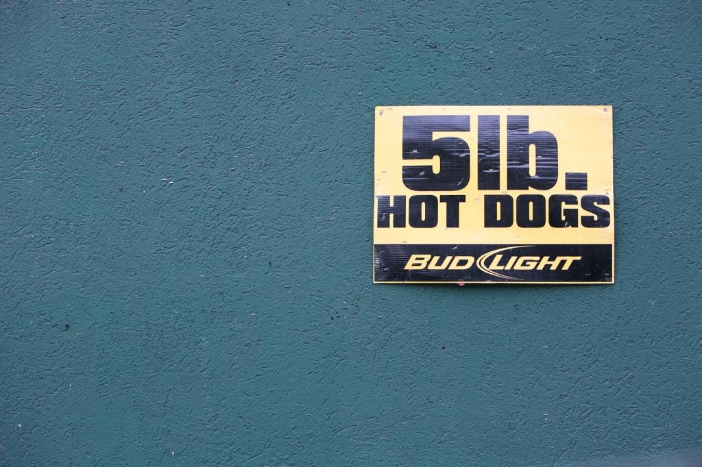 5 lb hot dog