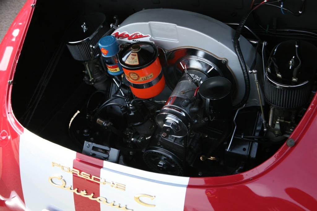Porsche Engine