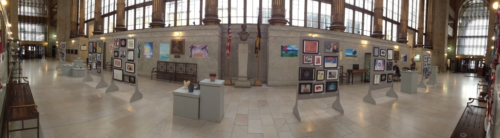 Panorama Pittsburgh Carrick Art Show