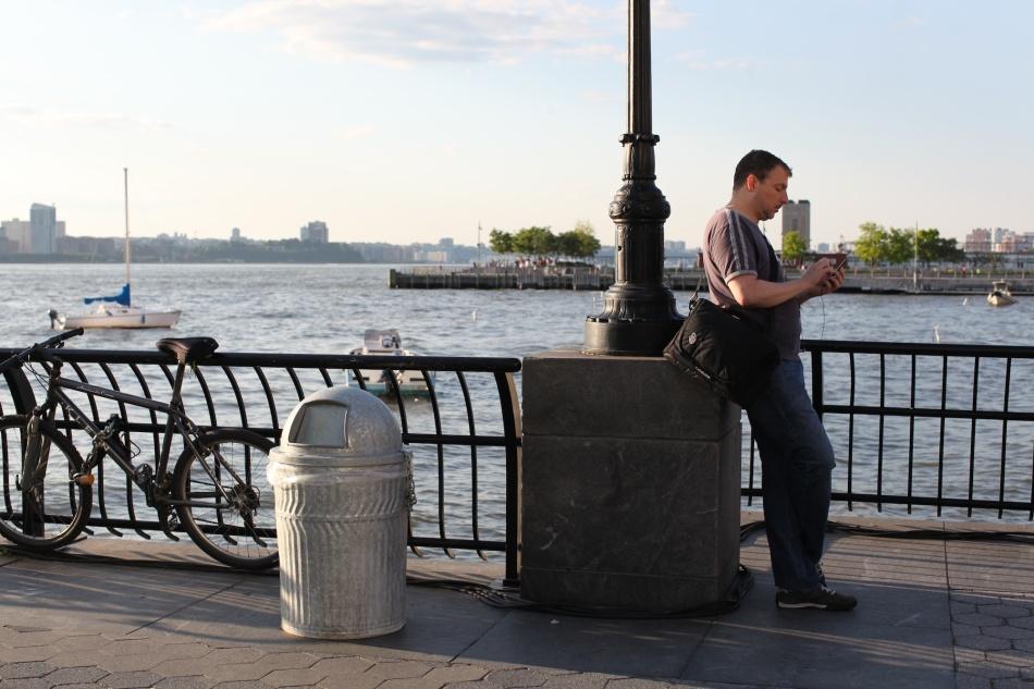 Hudson River Bicycle