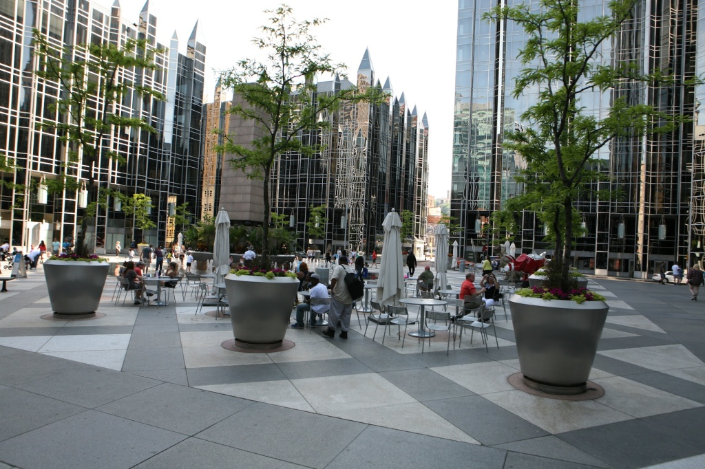 PPG Plaza Fountain