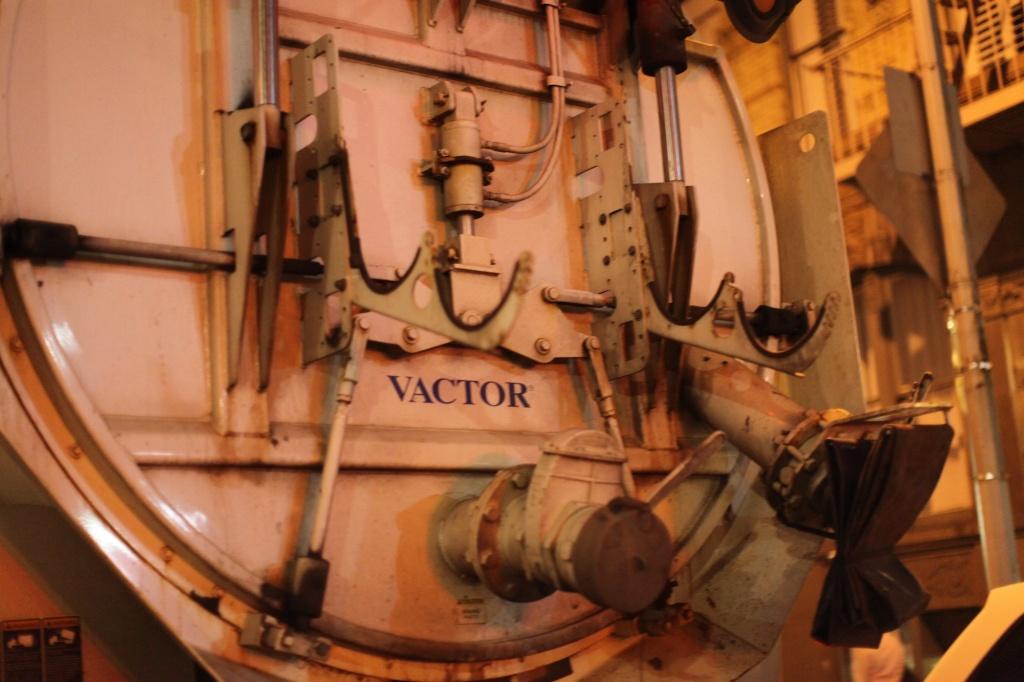 The Vactor Truck