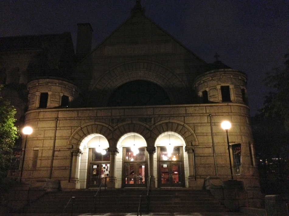 The New Hazlett Theater