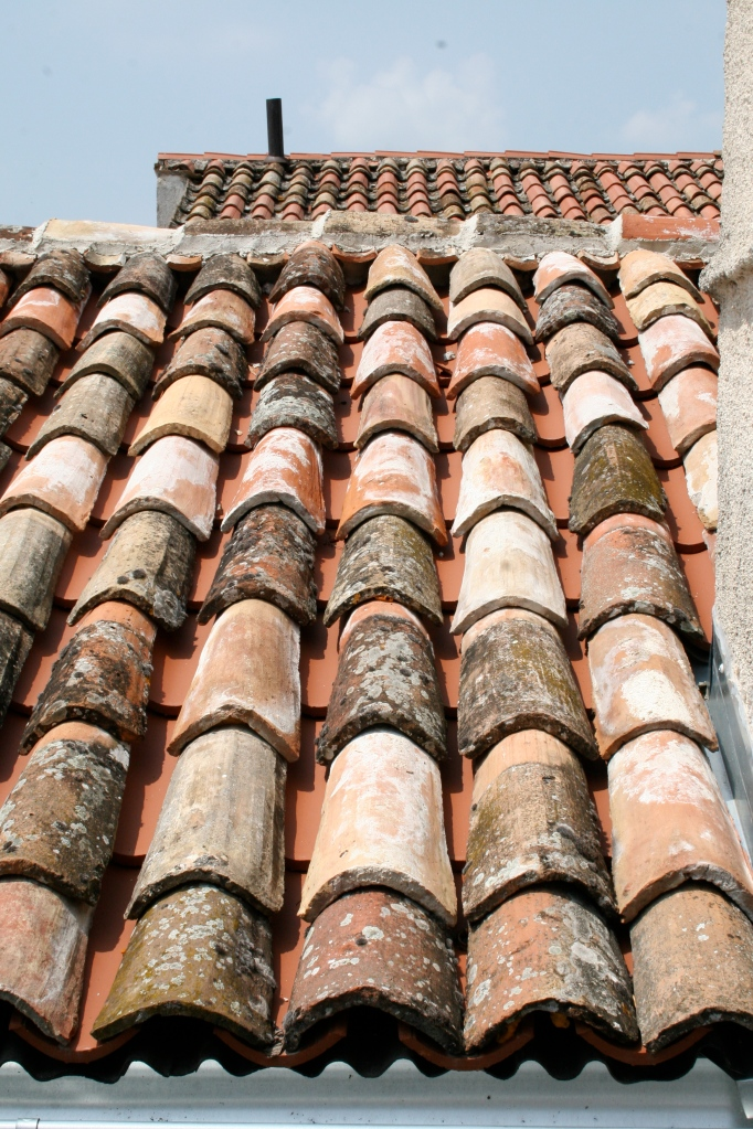 Curved Roof Tiles