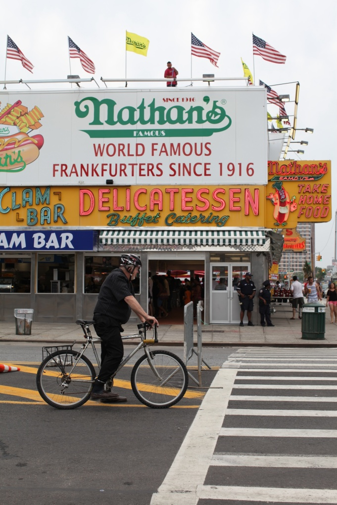 Nathan's World Famous