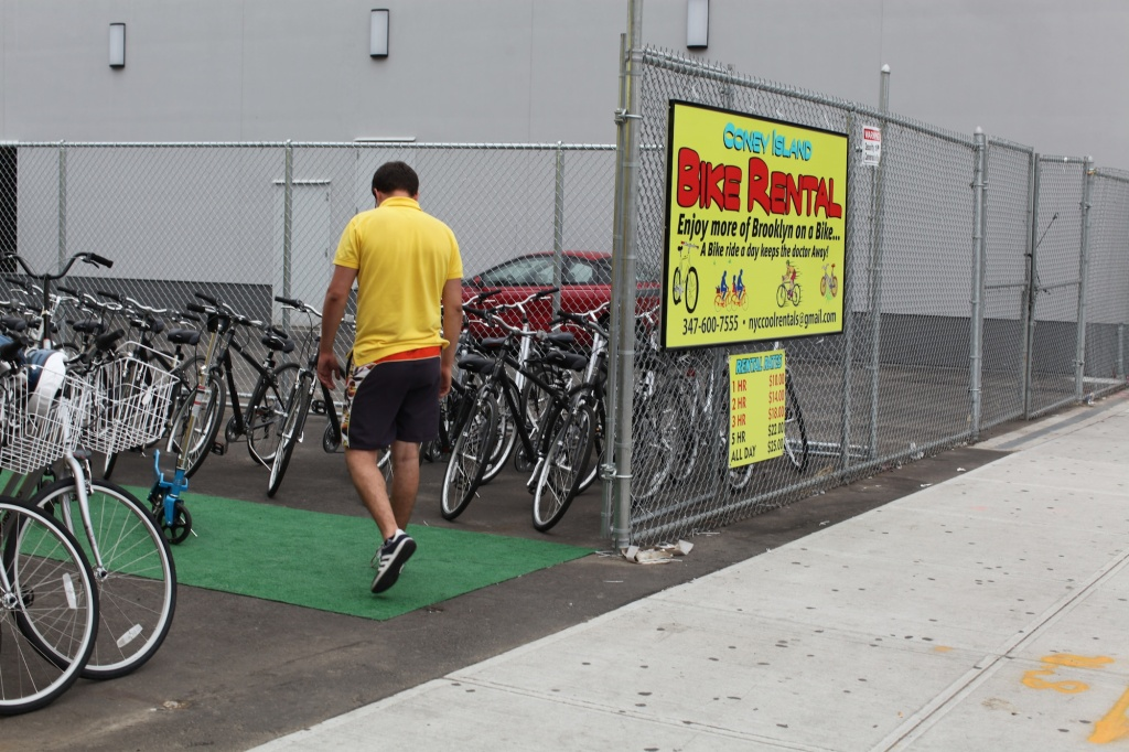 Coney Island Bike Rental