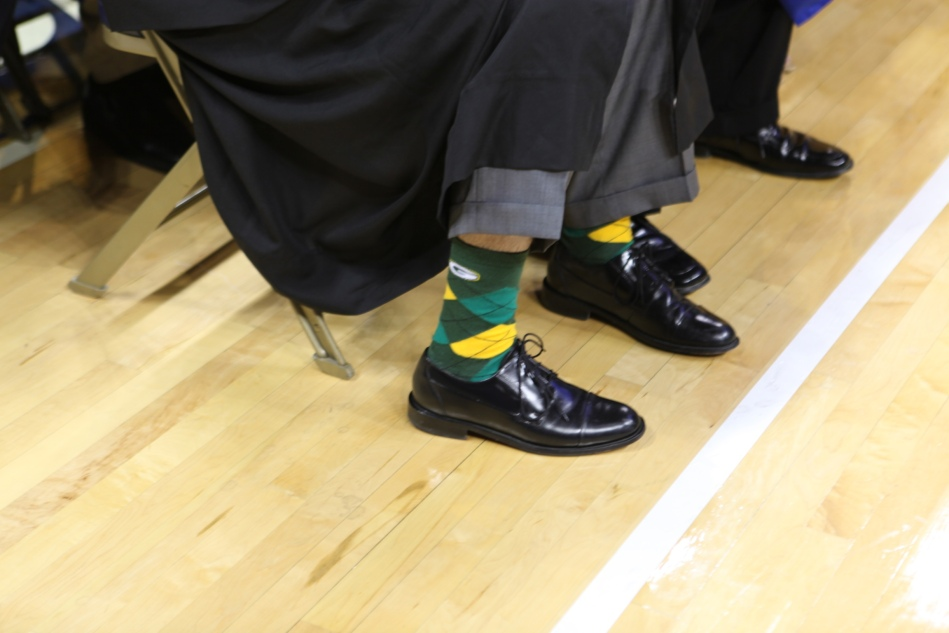 Green Bay Argyles