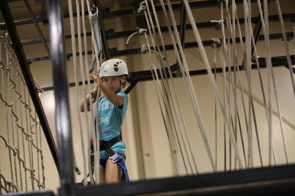 Mobile Ropes Course