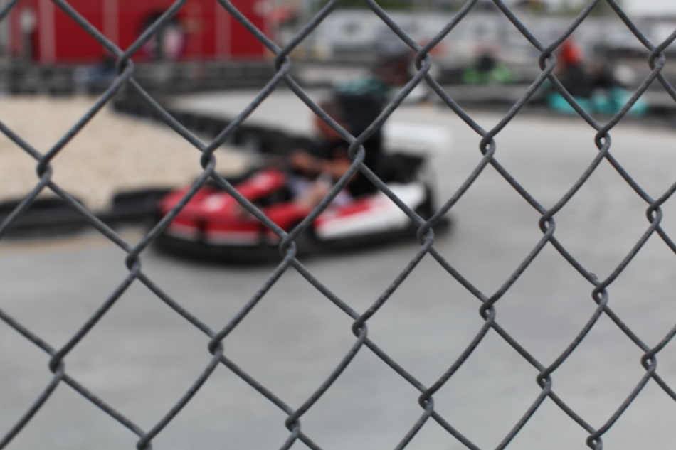 Chain Link Focus