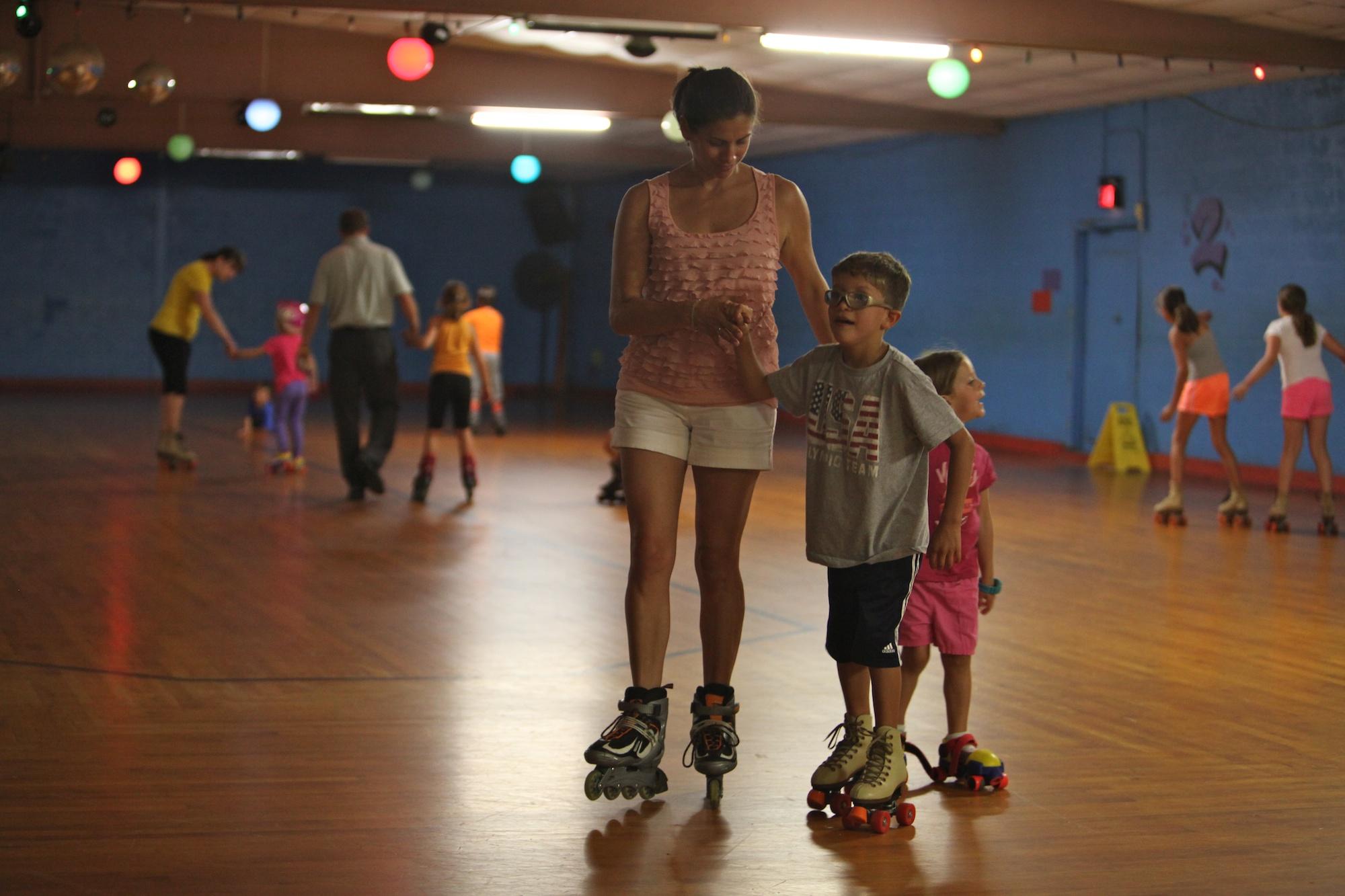 Image Result For Roller Skate Birthday