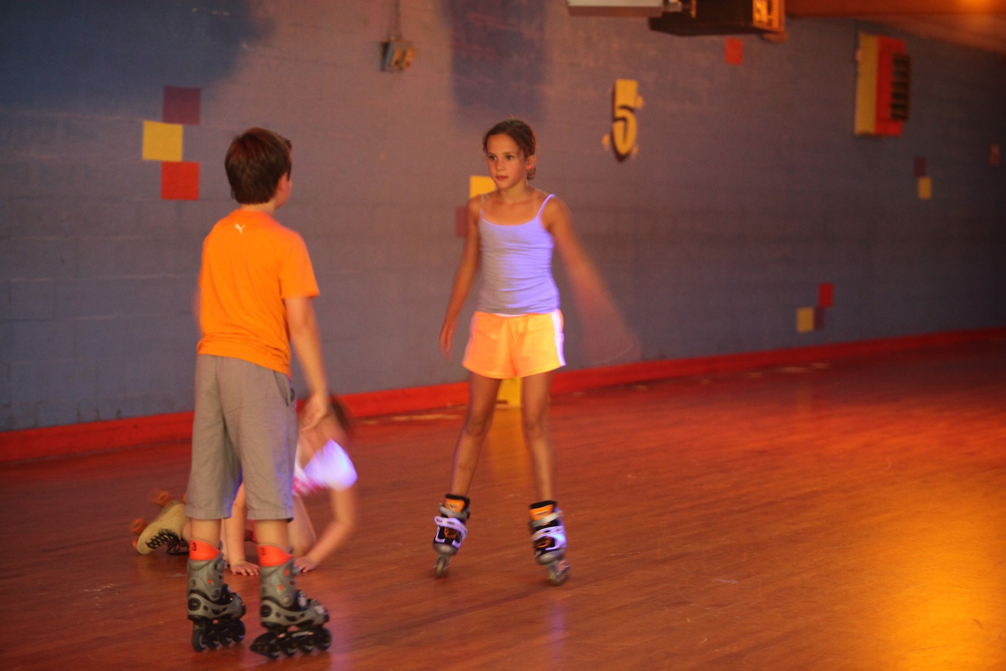 Roller skating columbus ohio