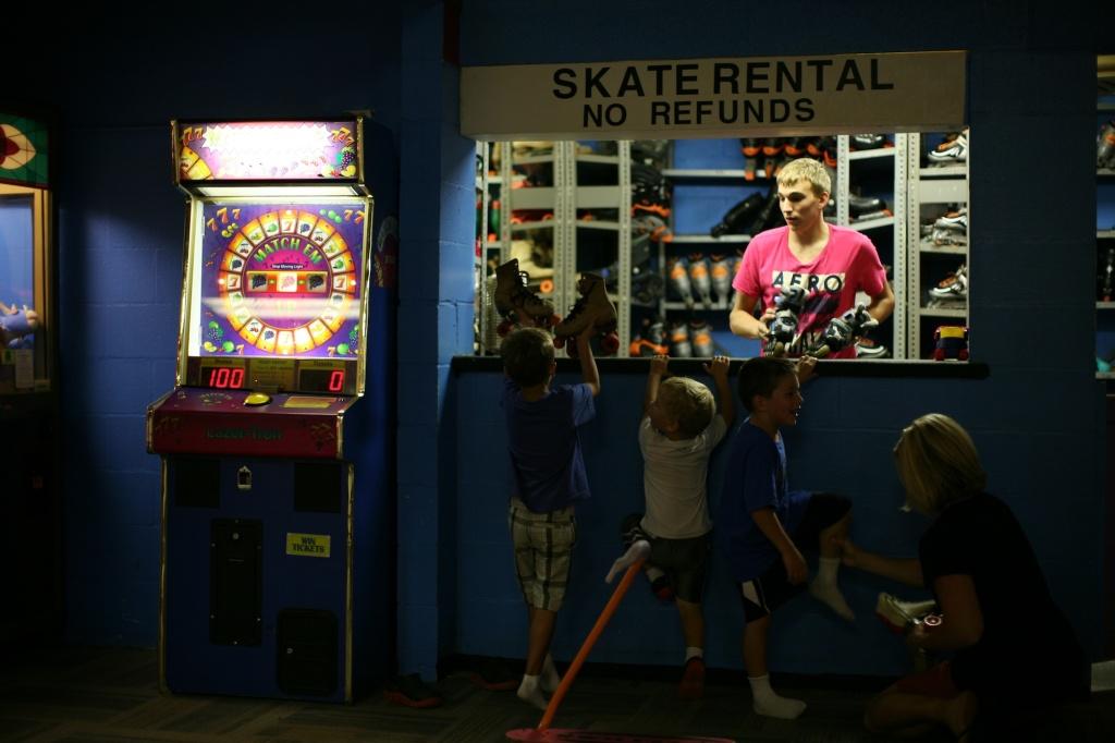 Roller Skate Rental