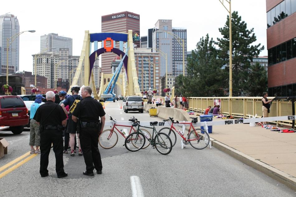 The Bridge is Closed